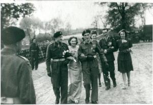 Hochzeit im polnisch besetzten Haren (Quelle: Heimatverein Haren)