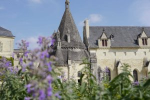 Abbaye de Fontevraud - burial site of the Plantagenets in France