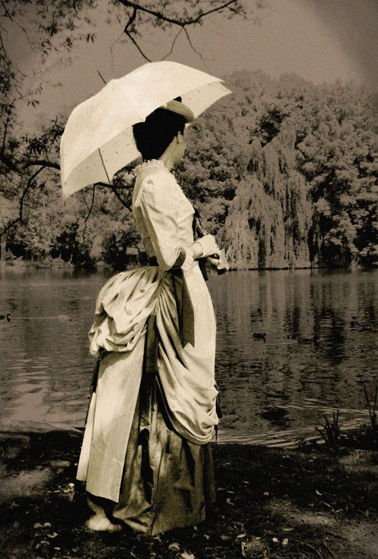 Lady in Sepia_small
