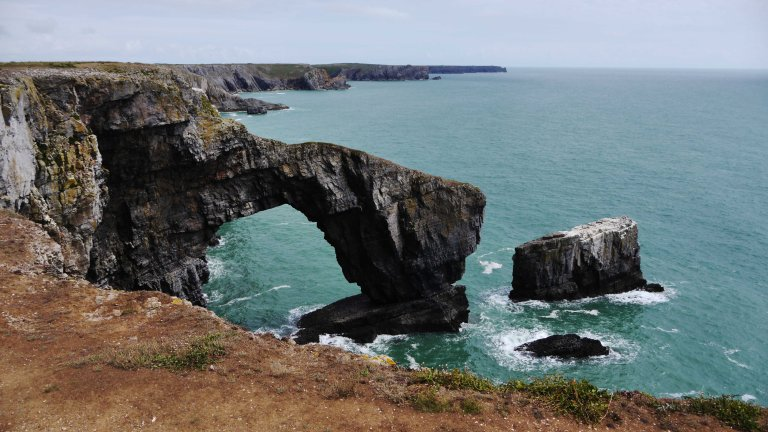 Green Bridge of Wales 1