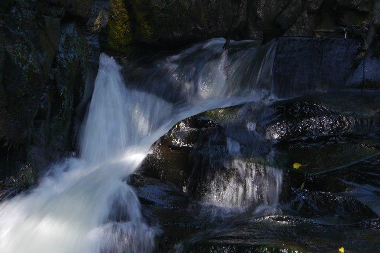 Aberdulais Waterfall in Neath