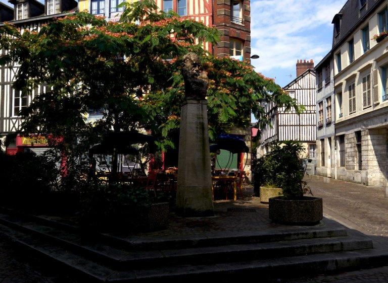 Monet, Rouen